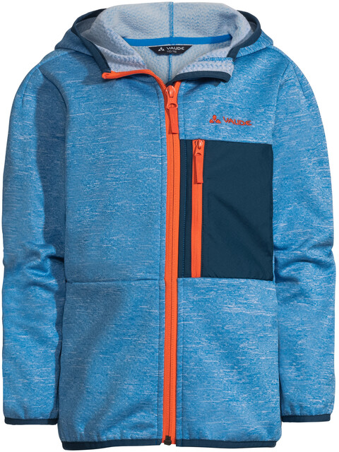 VAUDE Kikimora Jacket Kids radiate blue